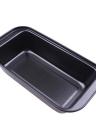 No-vara de Aço Carbono Toast Pan-Pão Molde Bakeware Rectangular Pão De Pão Pão De Panela De Cozimento Molde Cozinha Ferramentas Queque