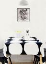 NAIYUE 12 * 12 pollici / 30 * 30 cm FAI DA TE 5D Pittura Diamante Kit Tigre Bianca Modello di Strass Mosaico Ricamo Punto Croce Mestiere Decorazione Della Parete di Casa