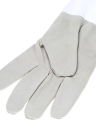 Beekeeper Gloves Vented Long Sleeves Beekeeping Protective Gloves and Equipment a Pair 100% Goatskin