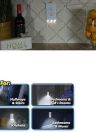 LED Night Angel Light Wall Outlet Face Hallway Bedroom Bathroom New Concept