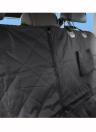 Abnehmbare Haustier-Auto-Hängematte wasserdichte hintere Sitzabdeckungs-Schutz-Hundekatze-Spielraum-Matte für Autos LKW-Cargos-SUV