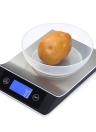 5kg / 1g Échelle de cuisine numérique précise Échelle de cuisine tactile avec écran LCD Échelle multifonctionnelle