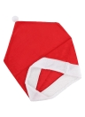 2pcs/set Christmas Hat Style Chair Back Covers Christmas Dinner Slipcovers Set Decorations Ornaments