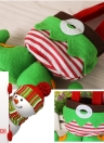 New Christmas Gift Two Bags Santa Spirit Candy Bags Holiday Christmas Decorations Lovely Gift for Children