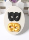 1 Pcs Partie 2 Masques Silicone Fondant Moule Chocolat Moules pour Gâteau Décoration Sugarcraft Résine Polymer Clay