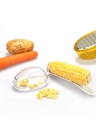 Novelty Corn Stripper Cob Remover Cooking Tools Kitchen Accessories Kitchenware Gadgets Kit