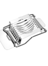 Kitchen Stainless Steel Egg Slicer Wire Egg Cheeses Chopper Dicer Cutter Tool for Salads Sandwiches