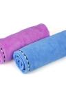 Asciugamani Asciugamani Asciugamani Asciugamani Asciugamani Asciugamani Acqua-assorbente Asciugamano Asciugamano con Pulsante per Tutti i Tipi di Capelli e Lunghezze