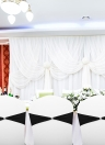 50pcs Bling Bling Wedding Chair Sashes Bows Elastic Spandex Chair Sash Covers Bands Wedding Supplies Decorations--Light Blue