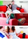 Silicone Sofa Drinks Cup Holder Armrest Stand