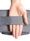 Convenience Travel Aufbewahrungstasche multifunktionale wasserdichte Nylon Schuhe Organizer Taschen Schuh Sortierung Tasche Handtasche Portable Klassifizierung Taschen (grau)