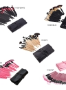 32pcs Professional Make Up pennello trucco cosmetico Set Tool Kit Fundation ombretto pennelli Lip polvere sopracciglio pennello con borsa