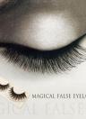 5 Pairs Pure Hand-made Thick Long Voluminous Fake Lashes