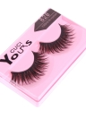 10 Pairs Pure Hand-made Thick Long Voluminous Fake Lashes