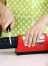 TAIDEA 4 Slots électrique diamant Sharpener roue d'affûtage 110-250V AC pour le chef Couteau d'office en céramique Kitchen Tool