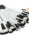 36Pcs Taurus profissional madeira maquiagem pincéis Kit cosmético compõem ferramenta conjunto Fundation Eyeshadow pincéis Lip sobrancelha pó pincel + bolsa saco caso