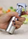 50ml mini pulverizador atomizador cabelo gatilho mão garrafa maquiagem Facial ou pote de cabeleireiro