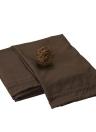 Shads bordam Cording 4Pcs cama conjunto montado folha cama capa travesseiro casos Bedclothes casa têxteis