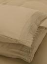 Shads Embroider Cording 4Pcs Bettwäsche Serie Betttuch Matratzenbezug Kissenbezug Bettwäsche Heimtextilien