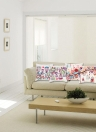 Fresco stile rurale alberi cotone e lino federa indietro cuscino copertina Throw Pillow caso per letto divano auto Home Decor decorativo 45 * 45cm