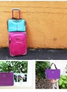 Travel Tote Grooming Zipper Tricolor Outdoor Multifunction Cosmetic Underwear Shoulder Pouch Bag Makeup Storage Organizer Case