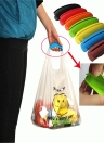 Multi-functional Silicone Shopping Bag Carrier Grocery Holder Handle for Household Use