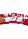 Bambini bambini Natale Sciarpa Unisex Boy Girl Xmas marmitta natale panno accessorio