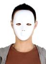 Misteriosa Brillante Ghost Face Mask Fiesta Producto para Halloween Masquerade Bola Enmascarada Cosplay