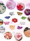 1000  PCS Bellissimi Simulazione Matrimonio Petali di Fiori Romantico e Artificiale; Vivido Fiore di Rosa per Sposarsi