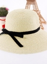 Women Sun Hat Straw Hat Wide Brim Summer Beach Headwear