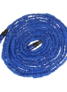75FT Ultralight Flexible 3X Expandable Garden Magic Water Hose Pipe + Faucet Connector + Fast Connector