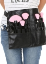 Abody Makeup Brush PVC Apron Bag Artista Belt Strap Holder