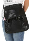 Bag Escova Profissional PU Cosmetic Makeup Avental com artista Strap Belt