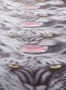 4pcs gedruckte 3D-Bettwäsche-Satz Bettwäsche Black Tiger Bettbezug Bettlaken 2 Kissen-