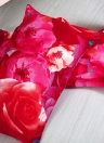 4pcs 3D bedruckte Bettwäsche Set Königin König Größe gepaßte Blatt Bett Abdeckung 2 Kissenbezüge Bettwäsche Heimtextilien