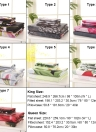 4pcs 3D Printed Bedding Set Queen King Size Fitted Sheet Bed Cover 2 Pillowcases Bedclothes Home Textiles