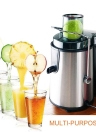 SKG Premium 22,000 RPM High Yield Stainless Steel Wide Mouth Juice Extractor