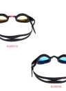 Unisex Anti-fog UV Protection Shatterproof Professional Swimming Goggles with Case Allergy Free Sillicone Strap Swimming Eyeglasses