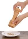 Portable Wooden Manual Pepper Grinder Muller Spice Mill Shaker Kitchen Salt Seasoning Grinding Tool