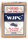 Playing Cards Original Poker Cards Deck for Magician Playing Collection Card Game  (Blue)