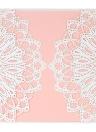 bianco + rosa