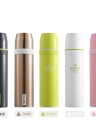 450ml Sports Stainless Steel Vacuum Insulated Cup Mug Water Coffee Tea Thermal Thermos Bottle with Hand Strap
