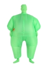 Fat gonfiabile costume tuta divertente Formato adulto gonfiabile costume Corpo Completo da uomo Air Fan Colpo Operated Fino vestito operato Halloween Party Sport