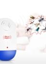 Repeller elettronico a pestello elettronico Spina non tossica in repellente per i topi Zanzara Ants Spider Roaches Repelling AC90V-250V