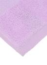 Asciugamani di lavaggio dei panno di pulitura di pulizia del tovagliolo di pulizia del tovagliolo di pulizia molle del cotone multifunzionale 4pcs / set per la stanza da bagno domestica della stanza da bagno della stanza da bagno - bianca