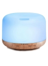 500ml Ultrasonic Air Humidifier Essential Oil Diffuser Lamp Aromatherapy Aroma Diffuser Mist Maker
