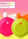 Creative Kitchen Gadget 60-Minute Timer RB277 Cartoon Animal Mini Cooking Cute Rabbit Kitchen Mechanical Timer Alarm