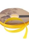 Europeo partes decoraciones colores cinta de raso de seda poliester invitación tarjeta regalo boda Navidad suministros de embalaje
