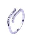 Original da forma 925 prata esterlina 12 zodíaco signos horóscopo constelação em forma de anel aberto ajustável jóias presente para casamento de Lady amantes homens mulheres meninas
