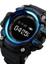 SKMEI BT4.0 Smart Sports Watch 3ATM Water-Proof pérola pérola inteligente